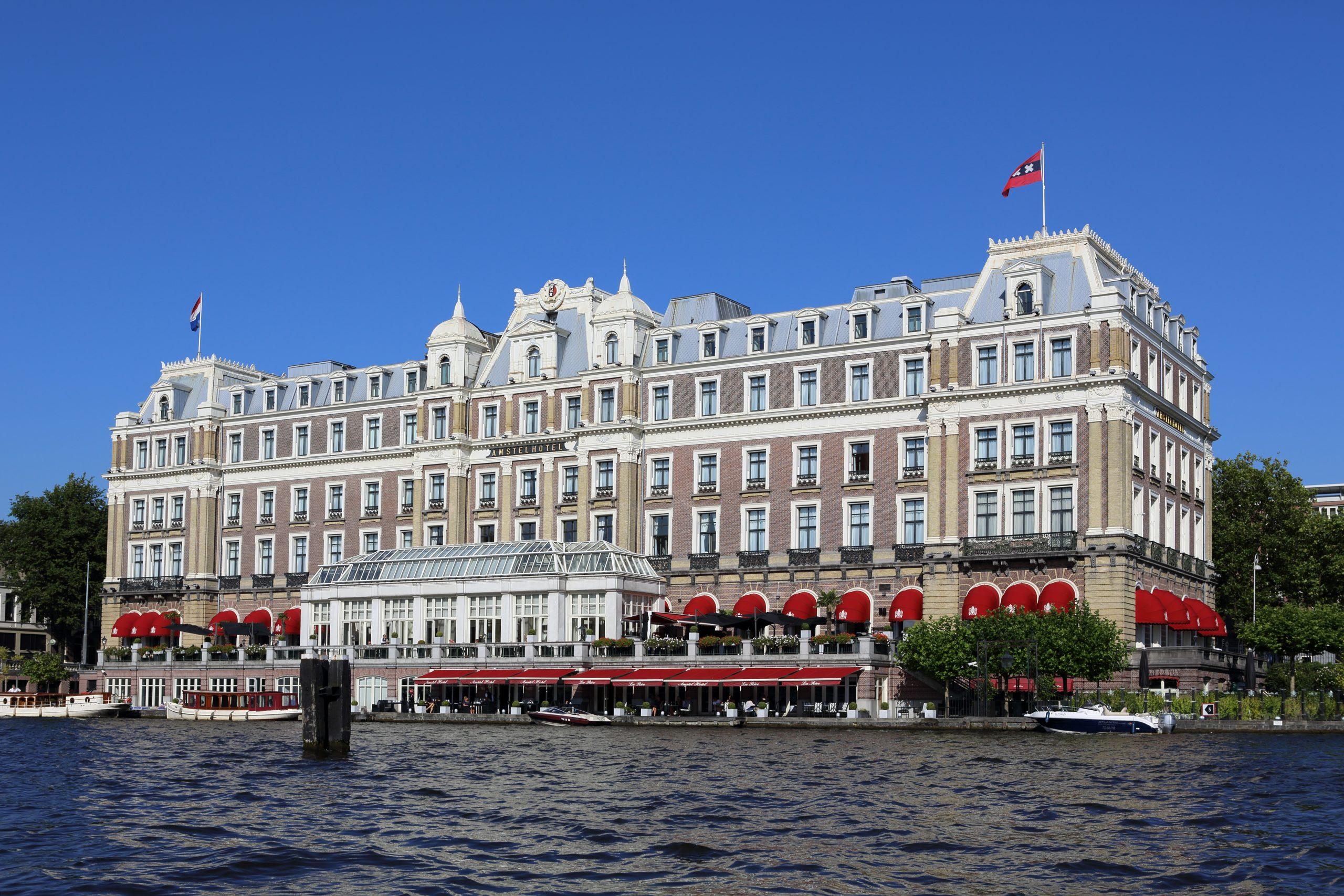 hôtels de luxe aux Pays-Bas